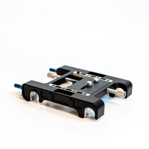 QR 19mm Side-to-Side Adjustable Camera Plate