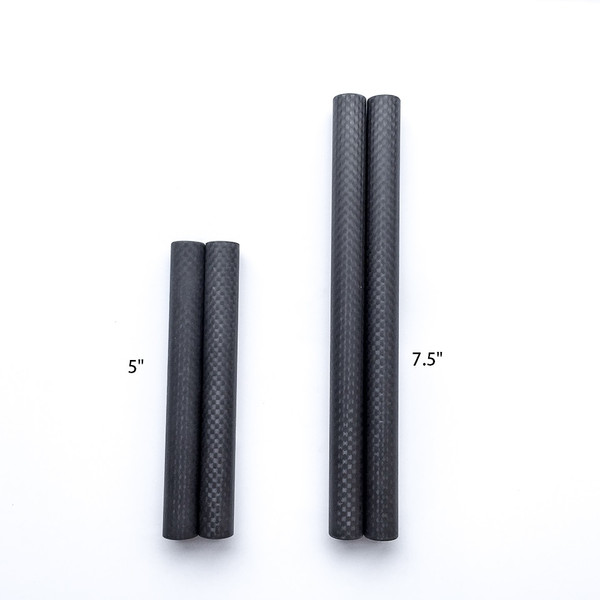 Carbon Fiber Rods (Pair)
