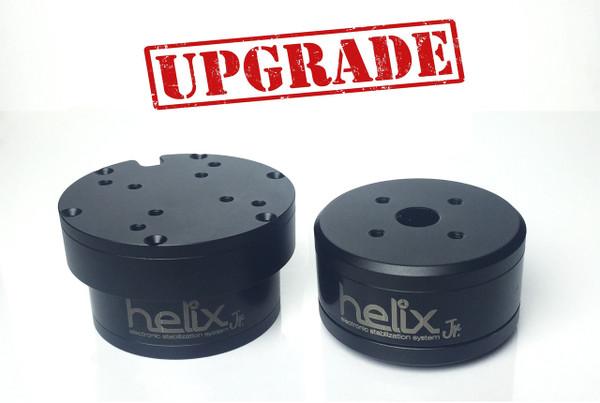 Encoder upgrade for Letus Helix