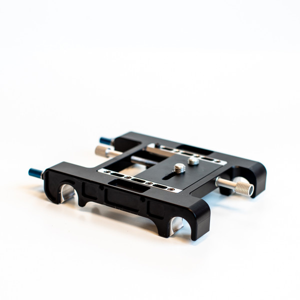 QR 19mm Side-to-Side Adjustable Camera Plate