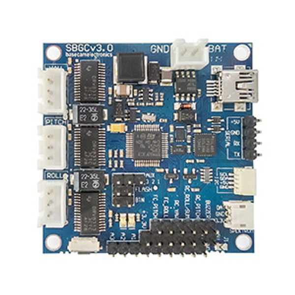 32 bit controller board for Helix