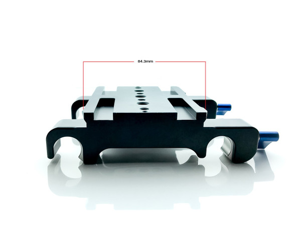 Helix Pro/Standard Pan Motor QR plate