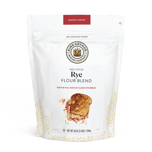 Product Photo 1 Rye Flour Blend - 3 lb.