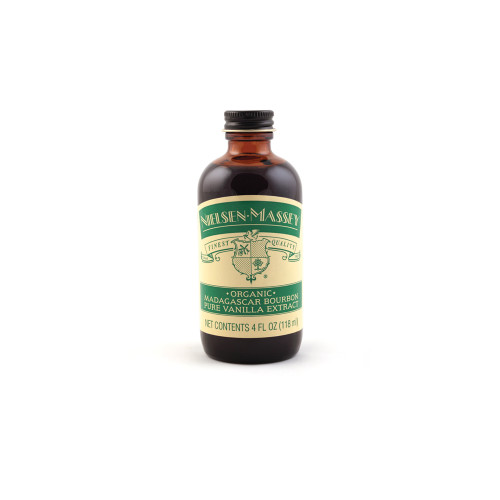 Product Photo 1 Organic Madagascar Bourbon Vanilla Extract - 4 oz.