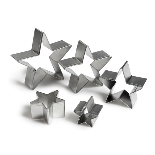 Product Photo 2 Star Cookie Cutters