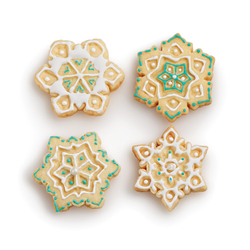 Product Photo 2 Snowflake Pop Out Cutter - Set of 4