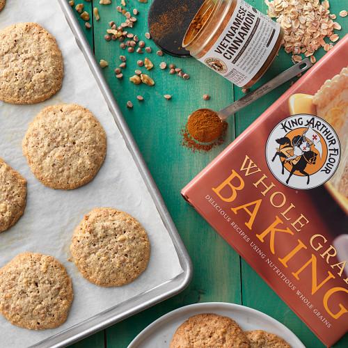 Product Photo 1 King Arthur Flour Whole Grain Baking - Softcover