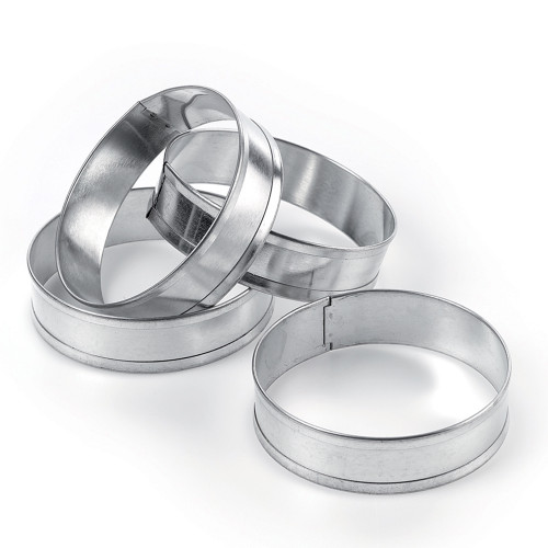 Product Photo 2 English Muffin Mix and Ring Set