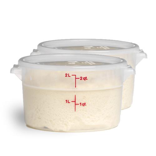 Product Photo 1 Standard Dough-Rising Bucket - Set of 2