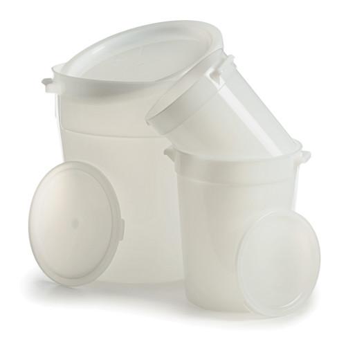 Product Photo 1 Assorted Storage Bucket - Set of 3