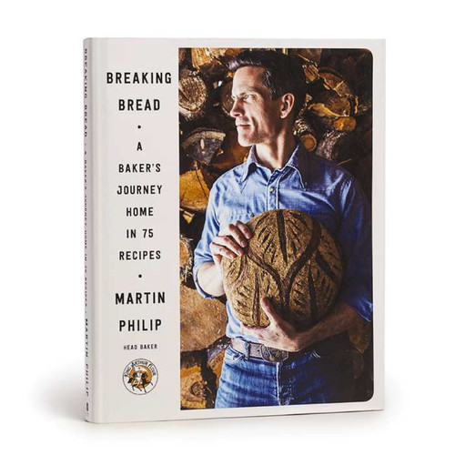 Product Photo 1 Breaking Bread: A Baker's Journey Home by Martin Philip - Signed Copy
