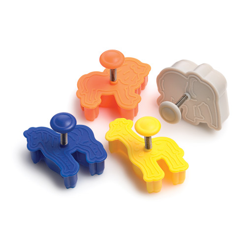 Product Photo 1 Animal Pop Out Cutters - Set of 4