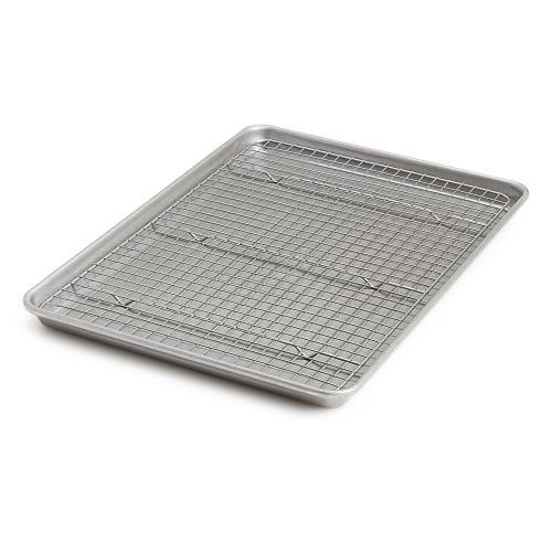 Product Photo 1 Half-Sheet Pan and Cooling Rack Set