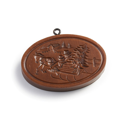 Product Photo 1 Christmas in New England Springerle Mold