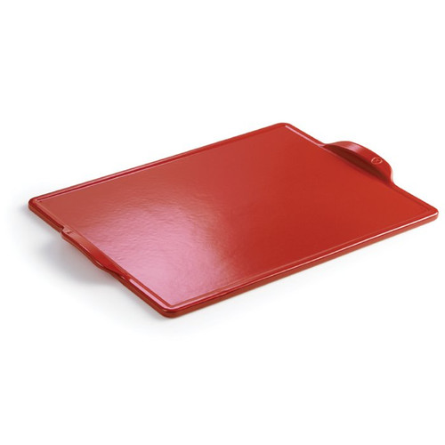 Product Photo 1 Pizza Stone - Red