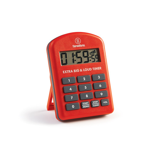 Product Photo 1 Red Extra Big and Loud Timer
