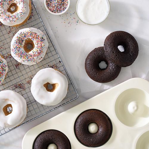 Product Photo 2 Doughnut Mix Variety Pack and Doughnut Pan Set