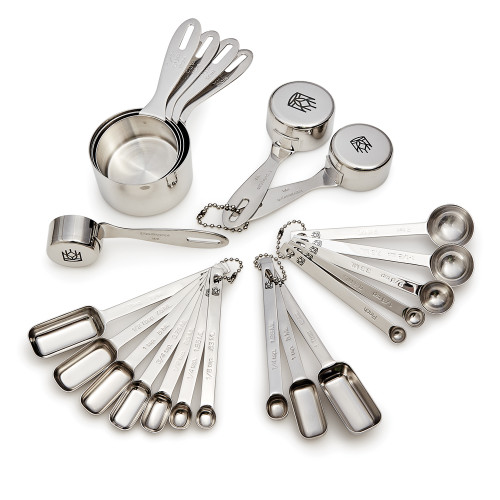 Product Photo 1 Measuring Cups with Complete Spoons Set