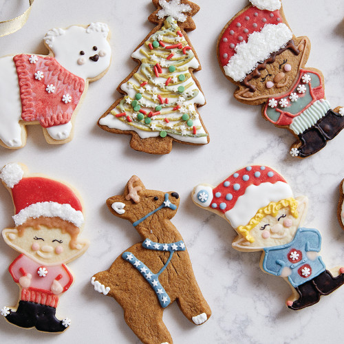 Product Photo 2 Winter Wonderland Cookie Cutter Set