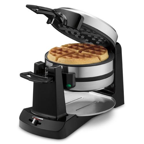 Product Photo 3 Double Sided Belgian Waffle Maker