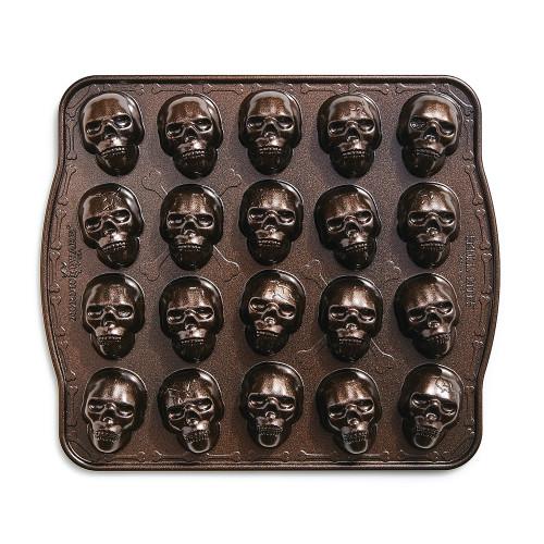 Product Photo 1 Mini Skull Cakelette Pan