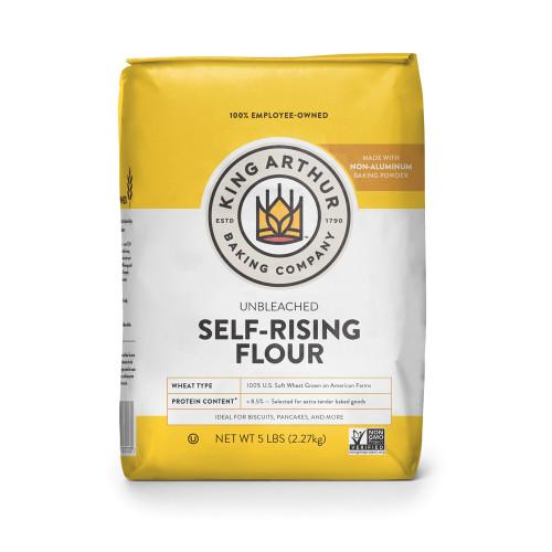Product Photo 1 King Arthur Unbleached Self-Rising Flour- 5 lb.