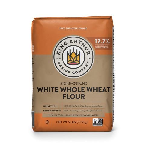 Product Photo 1 King Arthur White Whole Wheat Flour - 5 lb.