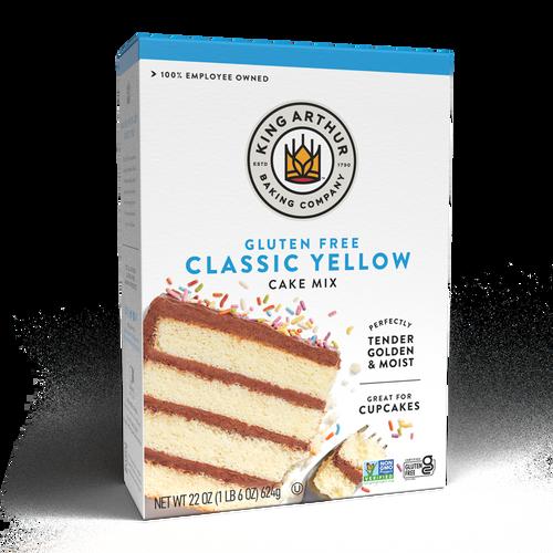 Product Photo 1 Gluten-Free Yellow Cake Mix