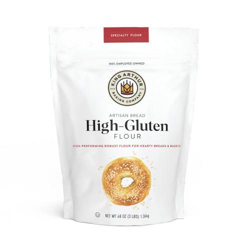 Product Photo 1 High-Gluten Flour - 3 lb.