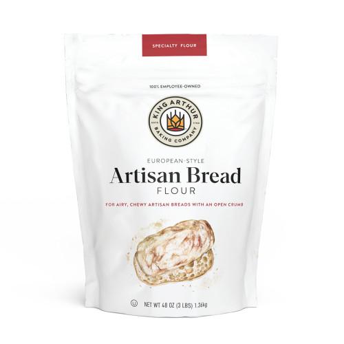 Product Photo 1 Artisan Bread Flour - 3 lb.