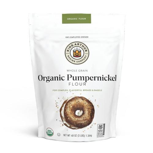 Product Photo 1 Organic Pumpernickel Flour - 3 lb.