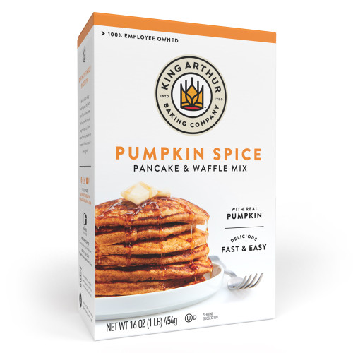 Product Photo 1 Pumpkin Spice Pancake Mix