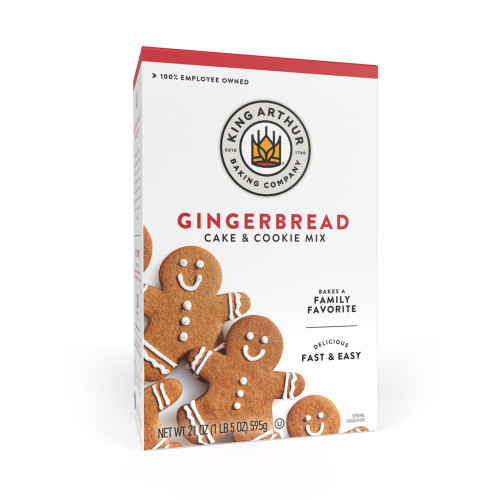Product Photo 4 Gingerbread Cake and Cookie Mix