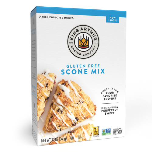 Product Photo 1 Gluten-Free Scone Mix