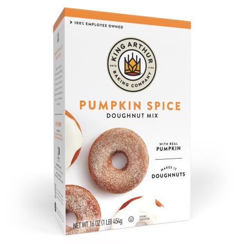 Product Photo 1 Pumpkin Spice Doughnut Mix