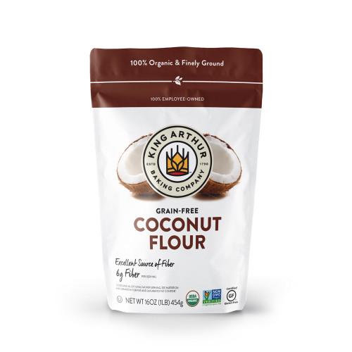Product Photo 1 Coconut Flour - 1 lb.