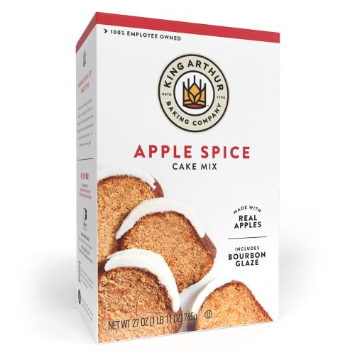 Product Photo 1 Apple Spice Cake with Bourbon Glaze