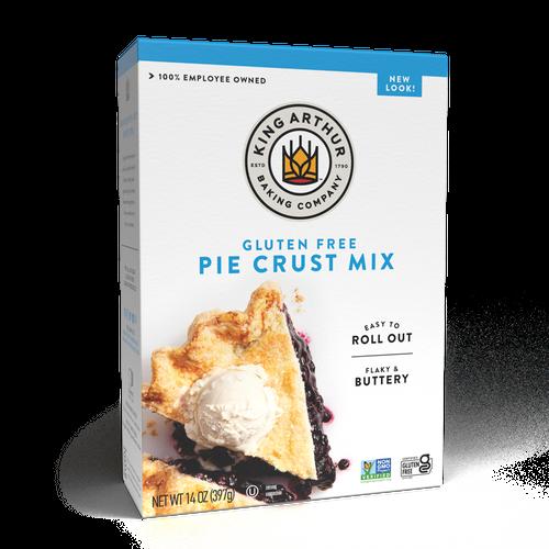 Product Photo 1 Gluten-Free Pie Crust Mix