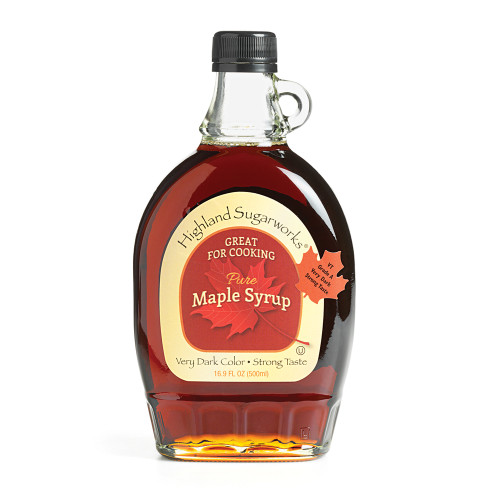 Product Photo 1 Cooking Maple Syrup - 1 Pint