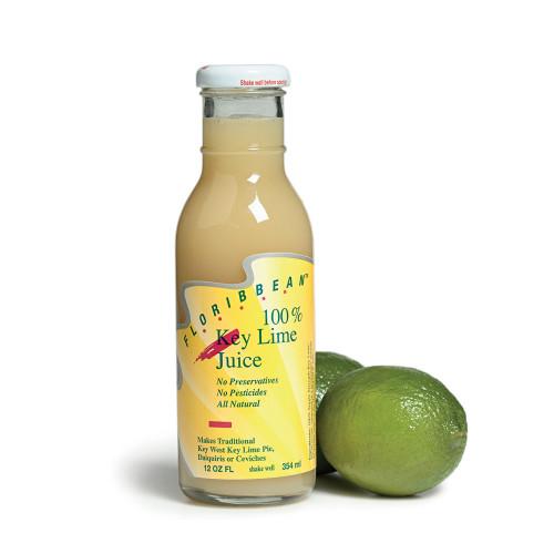 Product Photo 1 Floribbean Key Lime Juice - 12 oz.