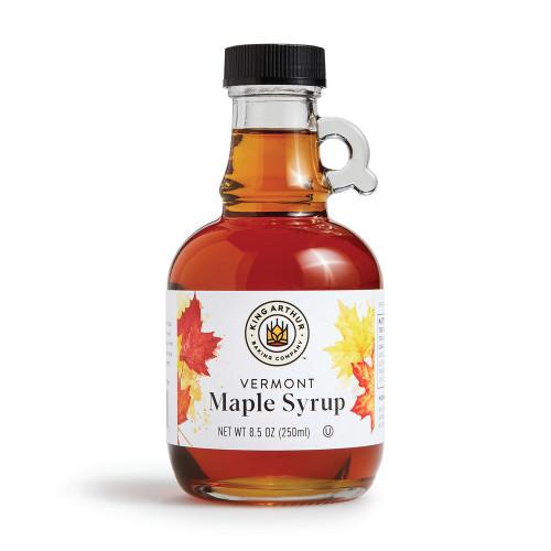 Product Photo 1 King Arthur Grade A Medium Amber Maple Syrup - 8.5 oz.