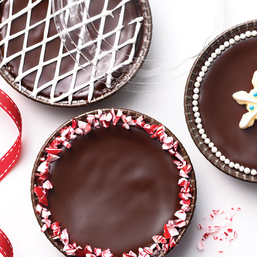 Product Photo 2 Bakeable Paper Large Round Pans and Lids - Set of 8