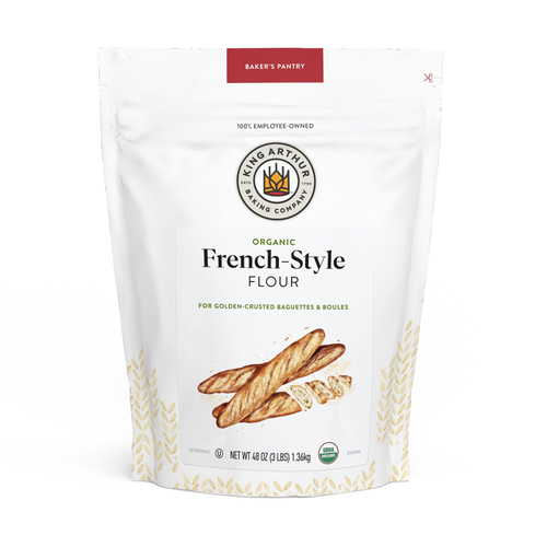 Product Photo 1 Organic French-Style Flour - 3 lb.