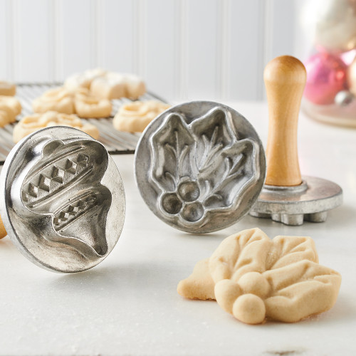 Product Photo 2 Holiday Cheer Cookie Stamps - Set of 3