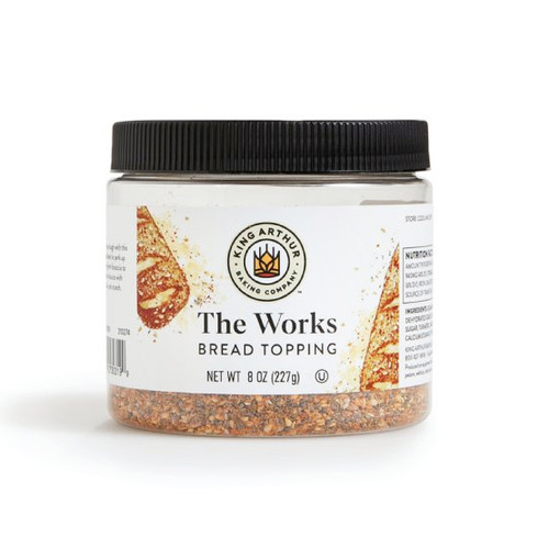 Product Photo 1 The Works Bread Topping