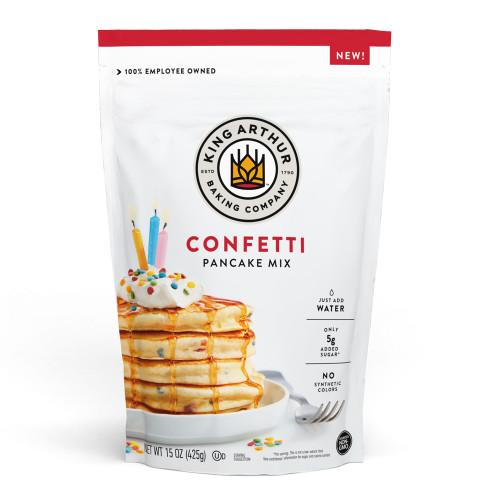 Product Photo 1 Confetti Pancake Mix - 15 oz.