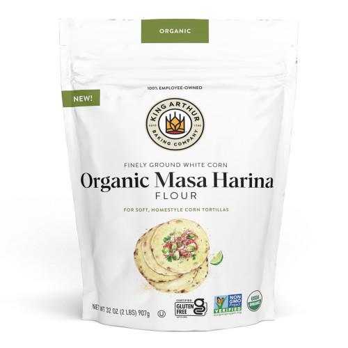 Product Photo 1 Organic Masa Harina - 2 lb.