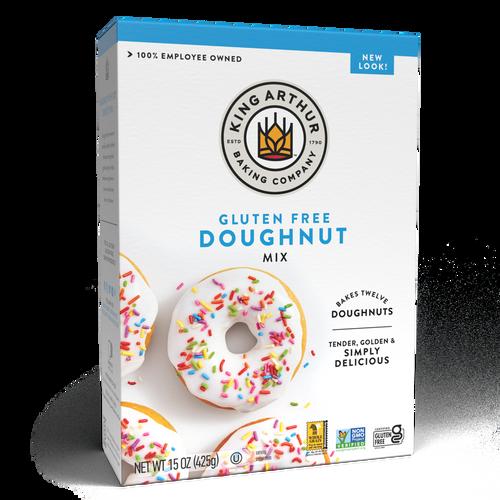 Product Photo 1 Gluten-Free Doughnut Mix