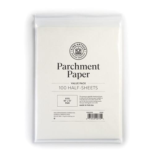 Half Sheet Baking Parchment Paper