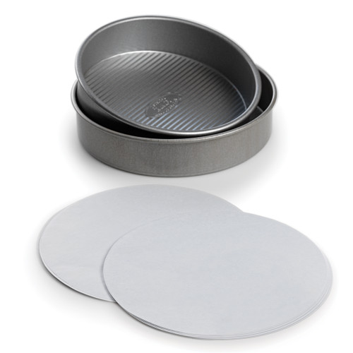 Product Photo 1 Round Parchment Paper 9-Inch